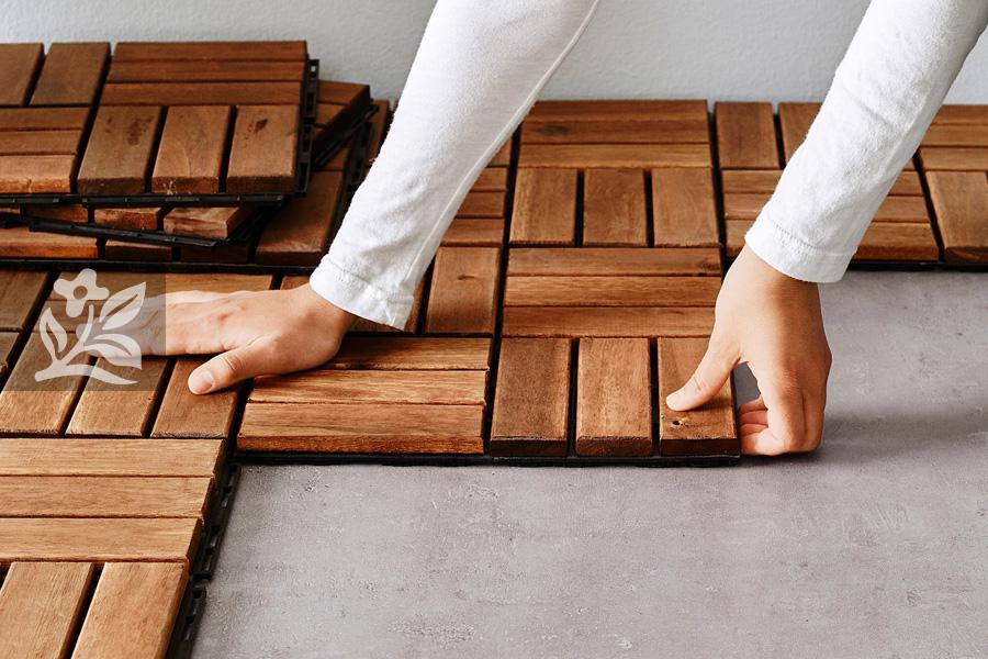 sàn gỗ ban công 3